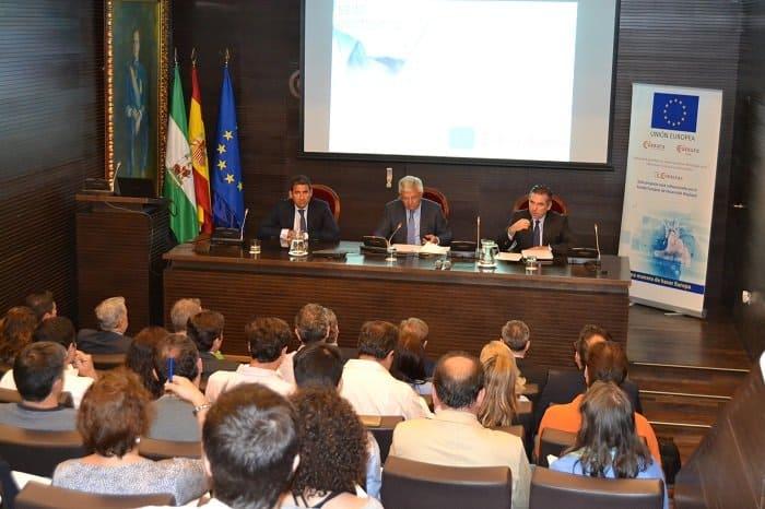 La Cámara de Sevilla ayudará a pymes y autónomos a gestionar de forma telemática las ayudas europeas