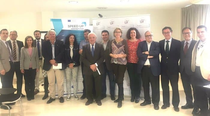 La Cámara organiza un encuentro para debatir sobre la cooperación entre entidades públicas, empresas y centros universitarios y fortalecer la cultura emprendedora en Sevilla