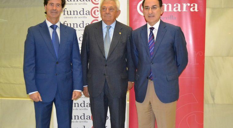 Conferencia del Presidente de CEA en el desayuno coloquio de la Fundación Cámara de Sevilla