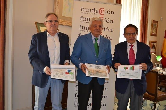 La Fundación Cámara Sevilla y el Centro Andaluz de Prospectiva han presentado el Barómetro Socioeconómico de la Provincia de Sevilla
