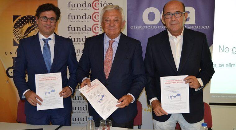 PRESENTACIÓN DEL INFORME ECONOMÍA ANDALUZA