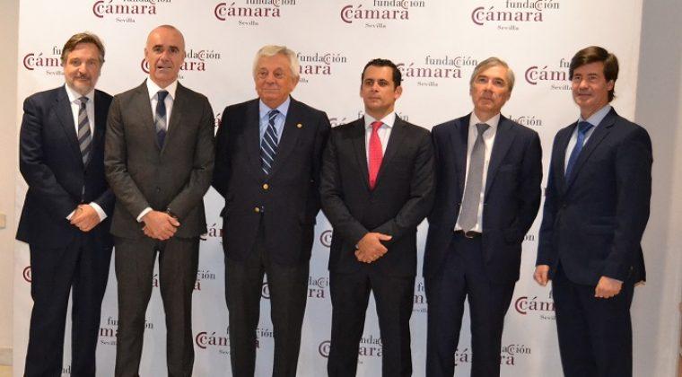 El consejero Delegado de Grupo Lar, Miguel Pereda, estima que el Centro Comercial Palmas Altas generará 140 millones de euros en ventas anuales