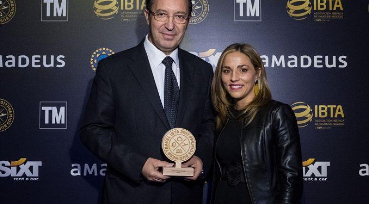 El Sevilla Congress galardonado en los premios de Turismo de Negocios IBTA 2017