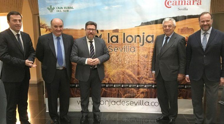 Asamblea de la Lonja de Cereales y Oleaginosas de Sevilla