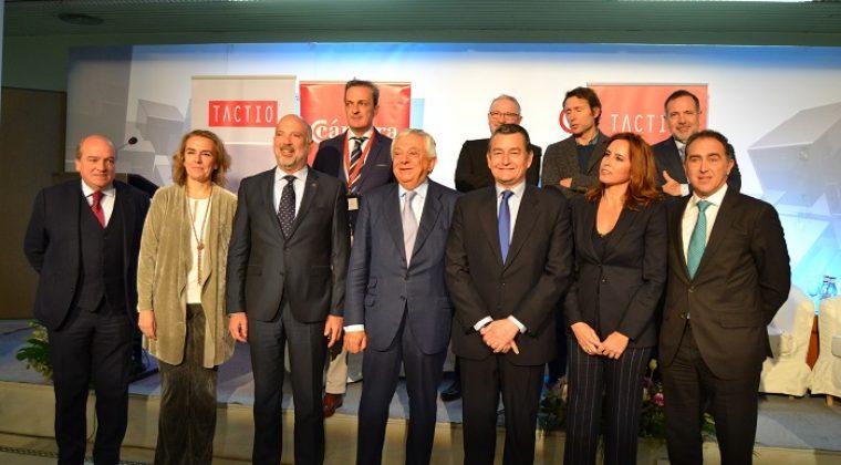 El Delegado del Gobierno en Andalucía reivindica la colaboración público-privada para fomentar la cultura de la transparencia