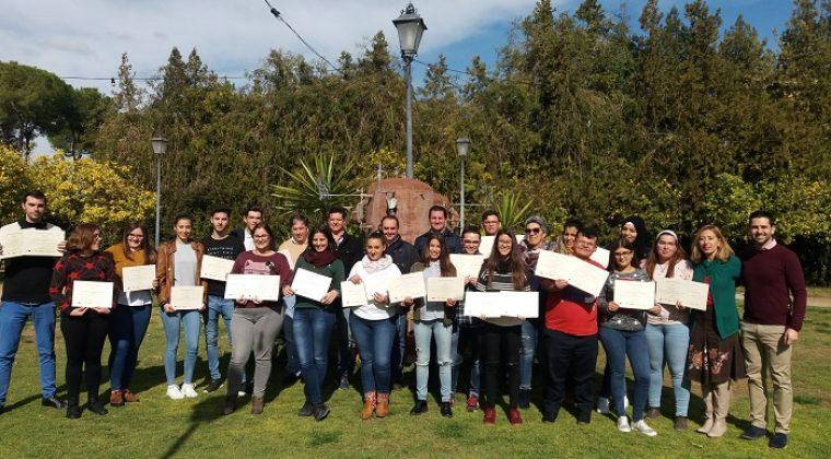 Más de 1.000 jóvenes sevillanos se forman gracias al Programa de Cualificación para el Empleo de la Cámara para acceder al mercado laboral