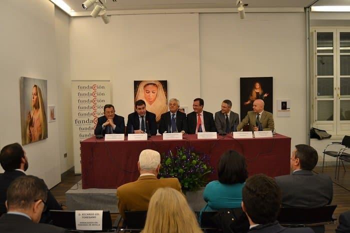 La Fundación Cámara Sevilla ha celebrado la XXX Edición de los Encuentros con la Semana Santa