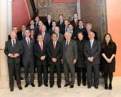CELEBRADO EL II ENCUENTRO EMPRESARIAL Y DE INVERSIÓN: EL SALVADOR CON LA CÁMARA DE COMERCIO Y LA FUNDACIÓN CAJASOL