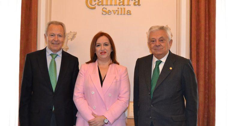 Los empresarios de la Cámara de Comercio reclaman a la Junta la ejecución de las inversiones en Infraestructuras presupuestadas para Andalucía