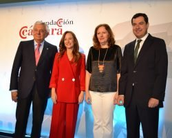 Conferencia Teresa Jiménez-Becerril,Eurodiputada PP