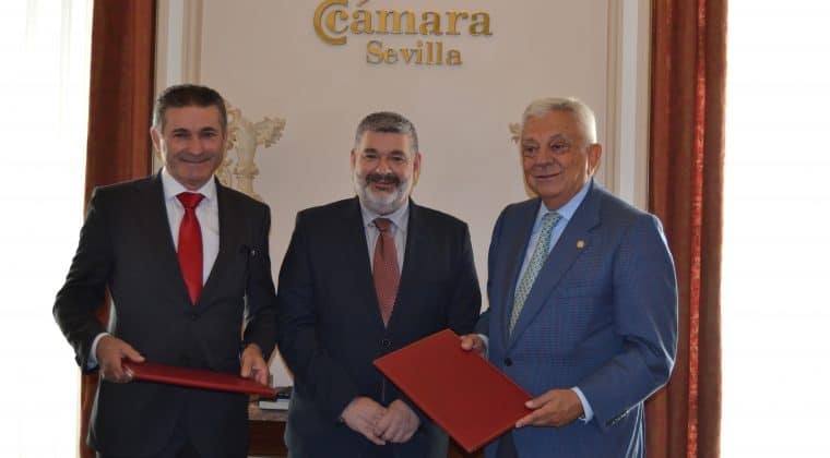 Acuerdo para promover el tejido empresarial de Écija