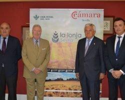 """Caja Rural y Cámara: """"Dinamizar el crecimiento empresarial"""""""
