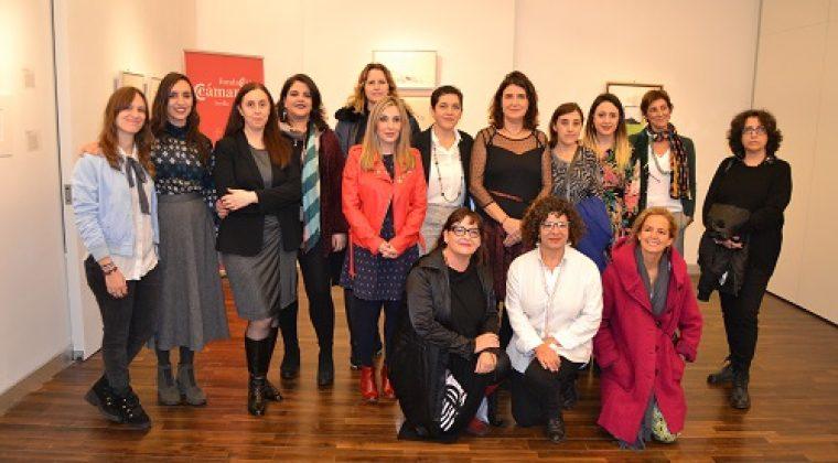 """Exposición II ARTSevilla Gráfica """"Mujer Arte y Sociedad"""""""