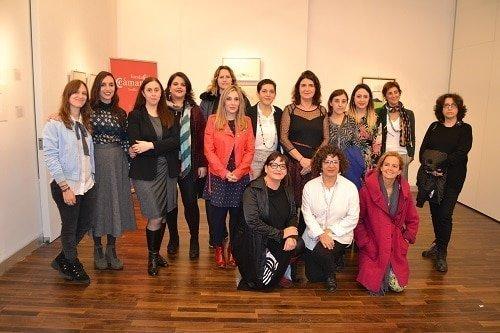 """Exposición II ARTSevilla Gráfica «Mujer Arte y Sociedad"""""""