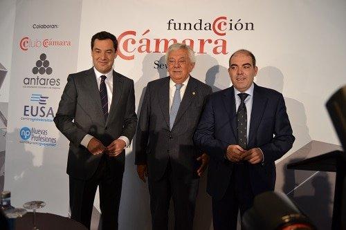 """Conferencia Juan Manuel Moreno Bonilla """"Garantía de Cambio"""""""