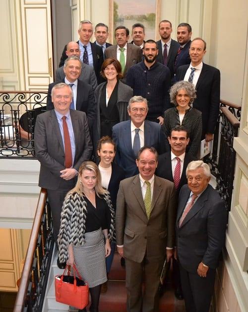 El Embajador de Bélgica anima a invertir en su país