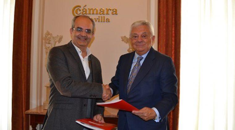 Colaboración entre la Cámara y el Ayuntamiento de Arahal