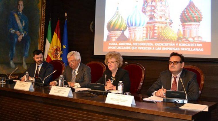Los empresarios se interesan por conocer el mercado ruso
