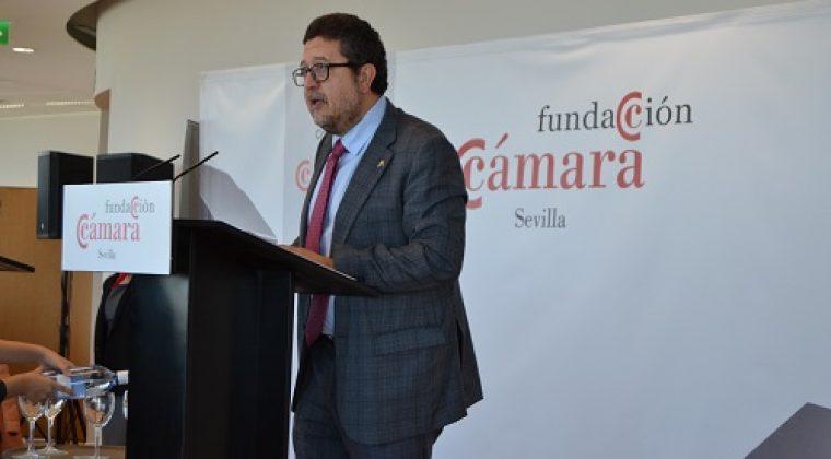 Conferencia del Presidente de Vox-Andalucía