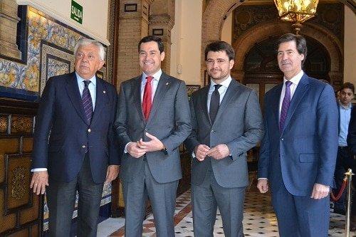 Beltrán Pérez, candidato a la Alcaldía de Sevilla por el PP