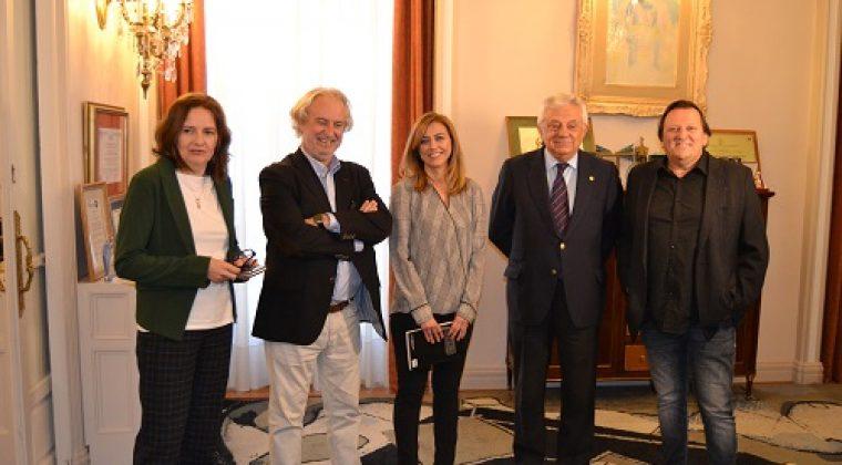 """Presentación de """"Instinto de Poder"""", de Carmen Torres"""