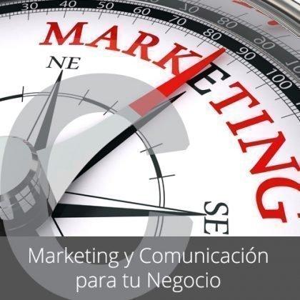 Marketing y Comunicación para tu negocio