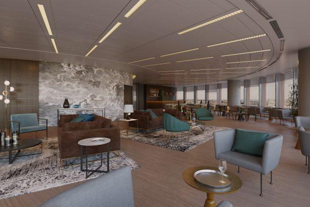 CLUB CAMARA ANTARES- Lobby Club