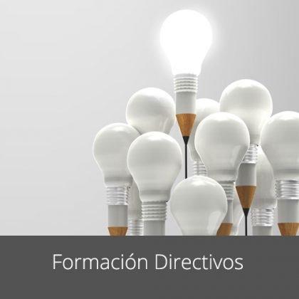 Formación para directivos y mandos intermedios