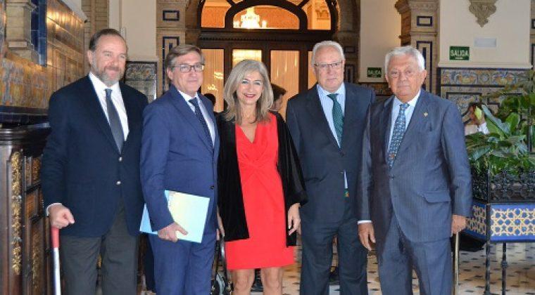 Conferencia del Presidente de la Autoridad Portuaria