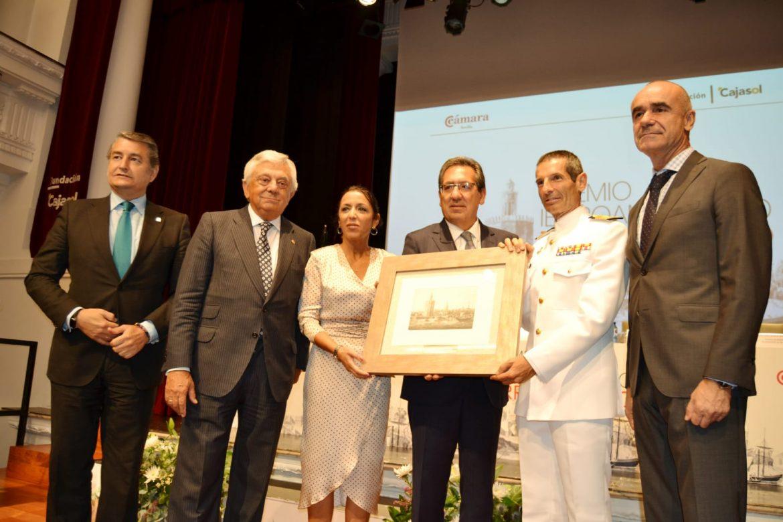 Juan Sebastian Elcano Premio Iberoamericano Torre del Oro