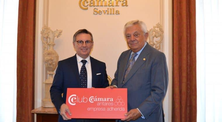 Foto Oficial de Entrada al Club Cámara Antares