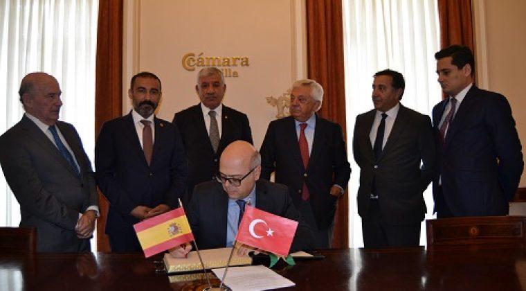 Impulso a las relaciones comerciales con Turquía