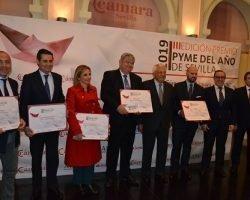 CEN Solutions, PYME del Año de Sevilla