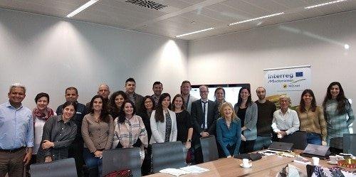 La Cámara anfitriona del proyecto Europeo MD.net