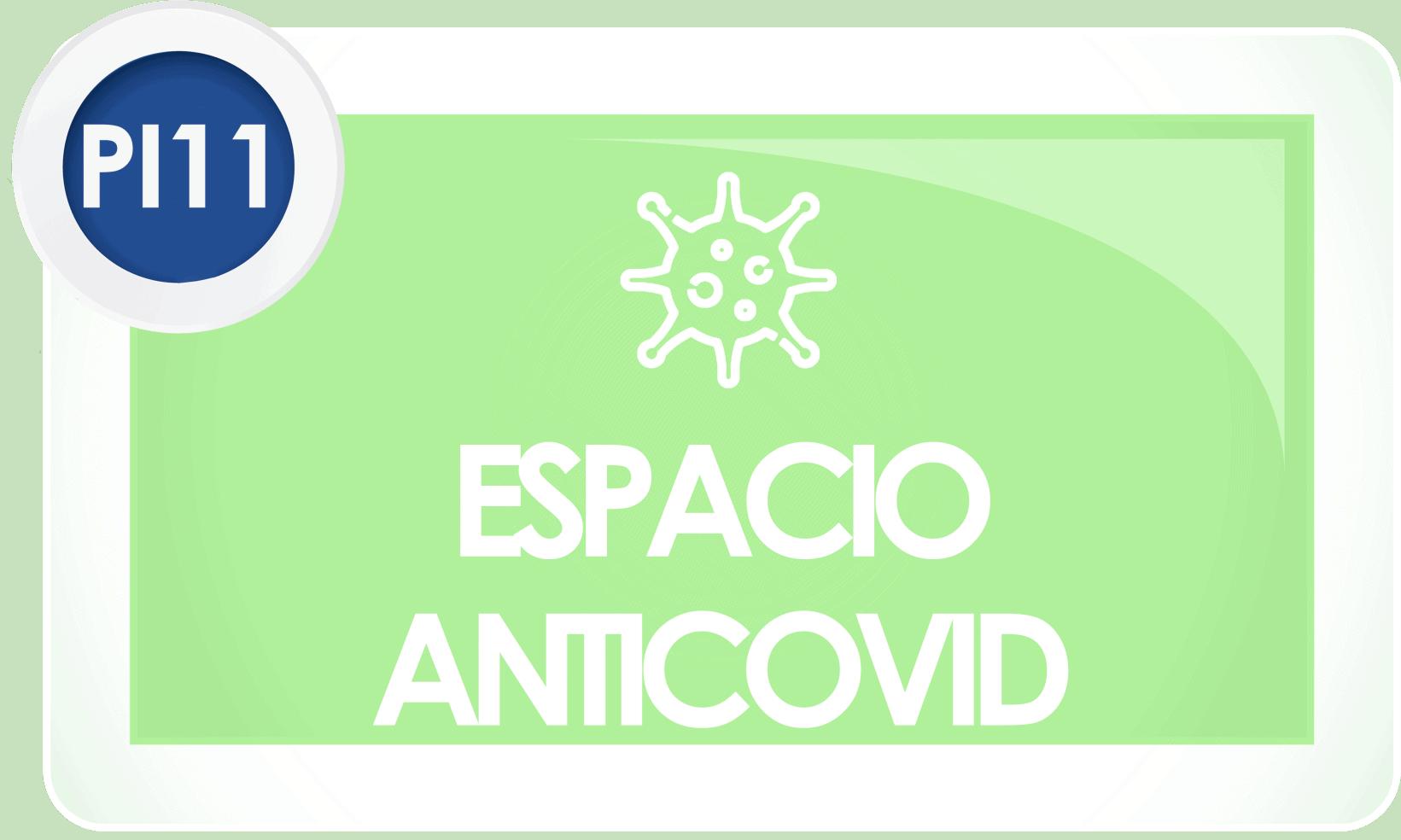 espacio anti covid