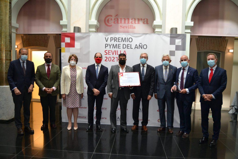 Premio PYME del Año  de Sevilla 2021